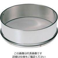 ふるい(試験用・鉛フリー)<TS製> SUS普及型 φ150mm(深さ45mm) 目開き500μm JTS-150-45-33 5-5391-15 (直送品)