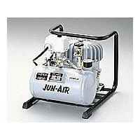 JUN-AIR コンプレッサー 6-4(6-J) 1台 6-1040-02 (直送品)