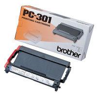 ブラザー FAX用リボン PC-301 カセット付リボン77m
