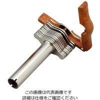 スピードコルクポーラー 4・5.5・7・8.5・10・11.5・13・14.5・16・17.5・19・20.5mm 6-339-02 (直送品)