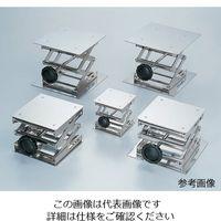 アズワン ラボラトリージャッキ 150×150 ノブ式 1台 6-448-10 (直送品)