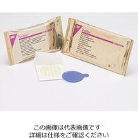 ペトリフィルムTM培地 (黄色ブドウ球菌エクスプレス測定用プレート/25枚×20袋) 6491STX 6-8641-19 (直送品)
