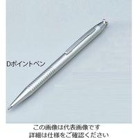 アズワン ダイヤペン Dポイントペン 銀色 6ー539ー05 1本 6ー539ー05 (直送品)