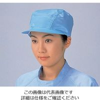 東洋リントフリー クリーンキャップ ブルー FD451C-02 M 1枚 6-7552-02 (直送品)