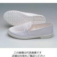 東洋リントフリー クリーンシューズ 22.0cm FZ651C 1足 6-7567-01(直送品)