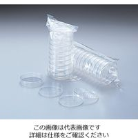 サンセイ 滅菌シャーレFX φ90×20mm 10枚×50袋 01-004 1箱(500枚) 6-8663-02 (直送品)