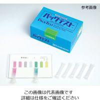 共立理化学研究所 パックテスト(R)(簡易水質検査器具) pH WAK-pH 1個(50個) 6-8675-01 (直送品)