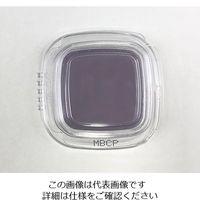 極東製薬工業 細菌検出用培地 DDチェッカー (MBCP寒天) 1箱(40枚) 6-8778-37 (直送品)