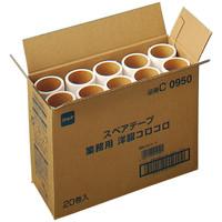 ニトムズ コロコロスマート 業務用スペアテープ 1箱(20巻入)【スペア】【幅100mm用】【衣服用】