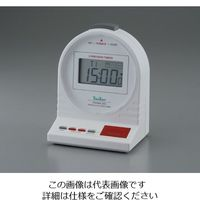 アズワン 100デシベルアラームタイマー 2チャンネル PRISMA200 1台 6-9200-01 (直送品)