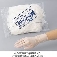 アズワン クリンノール手袋 (PVC・γ線滅菌) 100枚入 S 1箱(100枚) 6-931-03 (直送品)