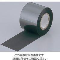 富士インパルス ホットプリンター プリントテープ(黒) 1袋(10巻) 6-9816-03 (直送品)