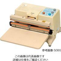 富士インパルス 脱気シーラー 上下加圧式 V-301-10WK V301-10WK 1台 6-9824-12 (直送品)