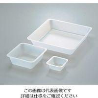 アズワン SCC バランスデイッシュ(ディスポタイプ秤量皿) (純水洗浄処理済み) BD-2 1袋(100枚) 7-2161-02 (直送品)