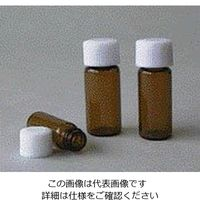 アズワン スクリュー管瓶No.2 6mL 褐色 SCC 7ー2222ー01 1箱(100本入) 7ー2222ー01 (直送品)