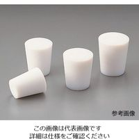アズワン ナフロン(R)栓(フッ素樹脂) 1号 1個 7-252-01 (直送品)