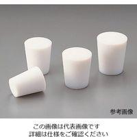 アズワン ナフロン(R)栓(フッ素樹脂) 8号 1個 7-252-08 (直送品)