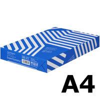 コピー用紙 マルチペーパー スーパーエコノミー+ A4 1冊(500枚入) アスクル