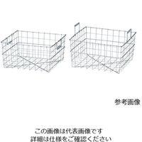 丸山ステンレス ステンレスワイヤ洗浄カゴ 1個 7-5314-02 (直送品)