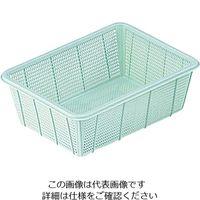 アズワン プラ角型バスケット 深型 1個 7-5650-02 (直送品)