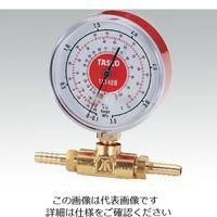 イチネンTASCO 圧力ゲージ 105F 1個 8-516-01 (直送品)