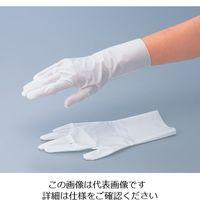 アズワン シームレスクリーン手袋 ビオマック クリーンパック FF-1500S 1箱(10双) 9-1005-04 (直送品)
