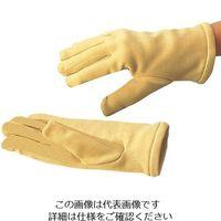 アズワン クリーンルーム用耐熱手袋(エンボス無)(クリーンパック) 334ー049 9ー1010ー02 1双 9ー1010ー02 (直送品)