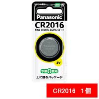パナソニック リチウムコイン電池 3V CR2016P
