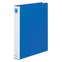 コクヨ リングファイル貼り表紙タイプ 丸型2穴 A4タテ 背幅45mm 20冊 青 フ-430NB