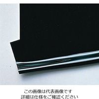 アキレス(ACHILLES) 帯電防止・紫外線遮蔽フィルム ダークグレー 1枚 9-5005-04 (直送品)