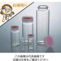 アズワン ラボランサンプル管瓶 3mL No.01 1箱(110本) 9-851-02 (直送品)