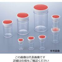 アズワン ラボランPSサンプル管瓶 橙 25mL 1箱(110本入) 9-892-14 (直送品)