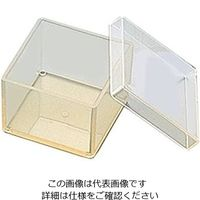 蝶プラ工業 持続性透明帯電防止ケース EBK2 781477 1個 1-6254-06 (直送品)