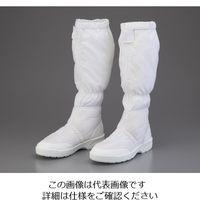 東洋リントフリー クリーンブーツ FS663C 24.0cm 1足 2-2897-01 (直送品)