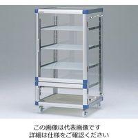 アズワン ガス置換デシケーターBG GD-BG1KP 1台 1-5210-03 (直送品)