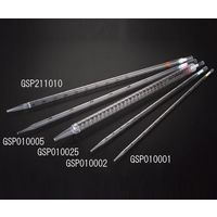 アズワン プラスチックピペット 200本入 GSP211010 1箱(200本) 1-4985-14 (直送品)