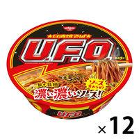 日清食品 日清焼そばU.F.O. 1セット(12食入)