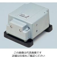 E.M.P 電磁式エアーポンプ 吸排両用型 MV-6005VP 1台 1-5301-13 (直送品)