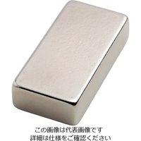 アズワン ネオジム磁石 角型 NK008 1ー1743ー09 1袋(10個入) 1ー1743ー09 (直送品)