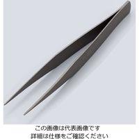 兼古製作所 フッ素加工ステンピンセット No.142 1本 1-2130-01 (直送品)