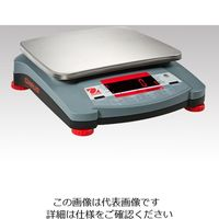 オーハウス 電子天びん NVT1601JP/2 1台 1-2118-01 (直送品)