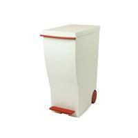 ゴミ箱 クード スリムペタル 33L