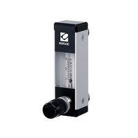 コフロック(KOFLOC) 流量計(ニードルバルブ付き) RK1650-12N10 1台 1-8527-16 (直送品)