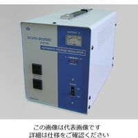 スワロー電機(SWALLOW) 交流定電圧電源装置 100V-20A SVR-2000 1台 2-1425-02 (直送品)