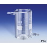アズワン 保温・保冷ビーカー T2000 2000mL 1ー1757ー03 1個 1ー1757ー03 (直送品)
