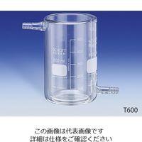 アズワン 保温・保冷ビーカー T600 600mL 1ー1757ー02 1個 1ー1757ー02 (直送品)
