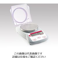 オーハウス コンパクト電子天びん TA501JP 1台 1-2119-02 (直送品)