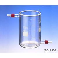 アズワン 保温・保冷ビーカー TーGL250 250mL 1ー2155ー01 1個 1ー2155ー01 (直送品)