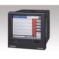 アズワン ペーパーレスレコーダー(6打点式記録計) TRM2006A000T-Z 1台 1-1456-01 (直送品)