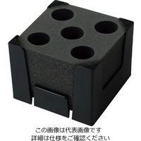 アズワン ボルテックスミキサーチューブホルダーφ20mm VME-524 1個 1-1464-17 (直送品)